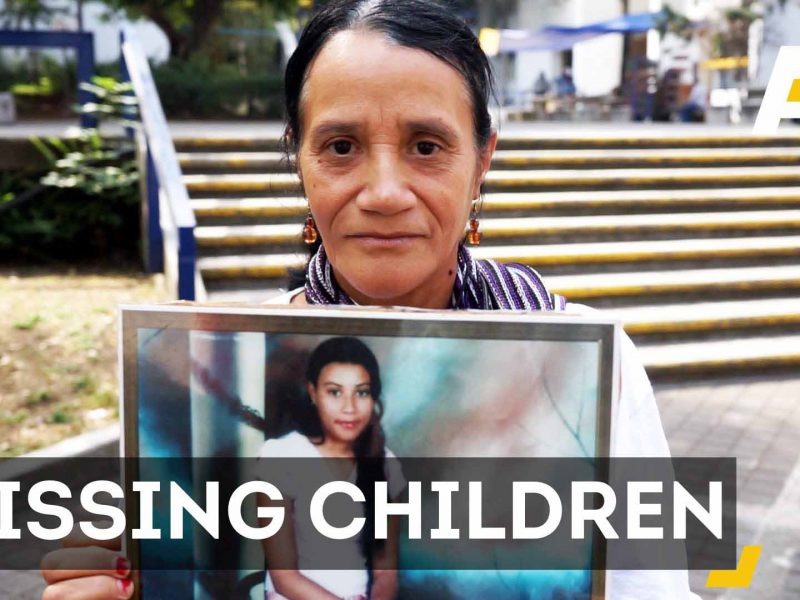 Mothers Search for Their Missing Children in Mexico – One Year Later